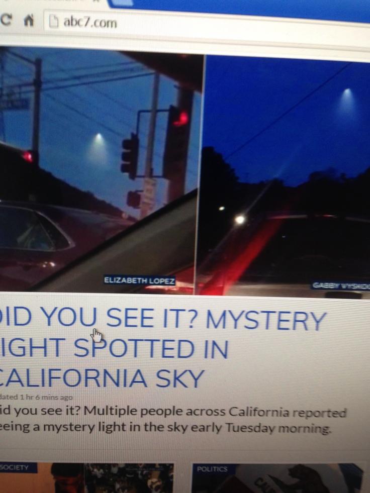 mysterylights